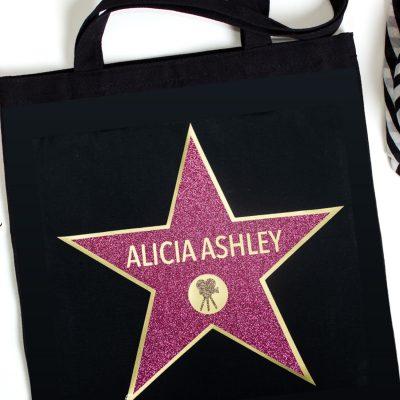 Hollywood Walk of Fame Swag Bag