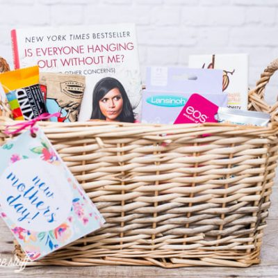 New Mother's Day Gift Basket