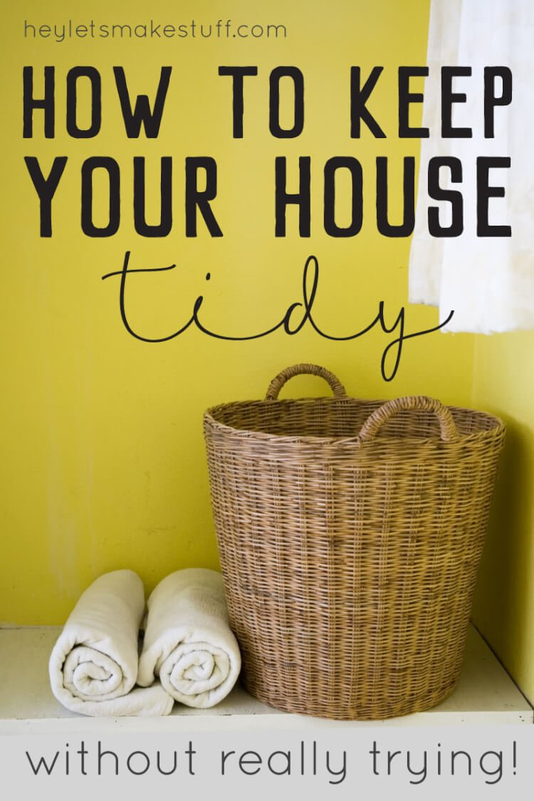 If You Struggle To Keep A Tidy Home These Tips And Tricks Will Help