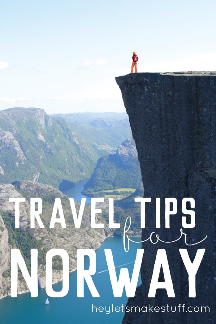 The best tips and tricks for traveling to Norway, from someone who's actually been there. Learn everything you need to know about traveling to this beautiful country.