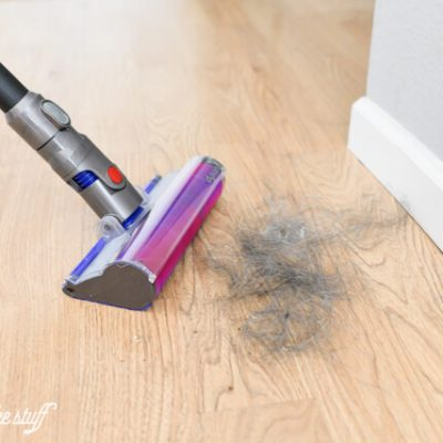 Can the Dyson V6 Absoute Tackle My Biggest Messes?