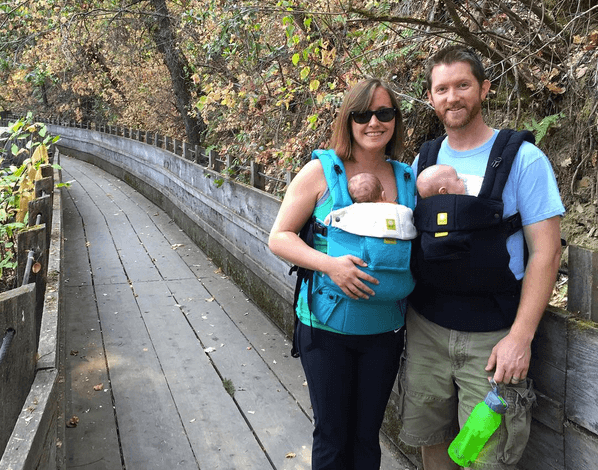 Instill a love of the outdoors in your little ones with these tips for hiking with a baby!