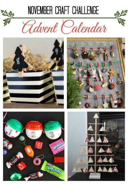 Fun DIY Advent Calendars