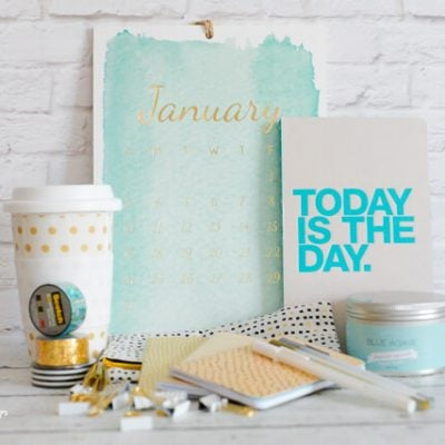Dress Up Your Desk — My Favorite Things Giveaway!