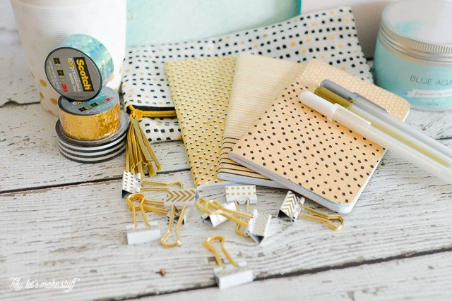 Win this bundle of fun to dress up your desk! It's the My Favorite Things giveaway!