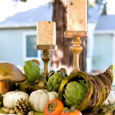 How to Host a Woodland Friendsgiving