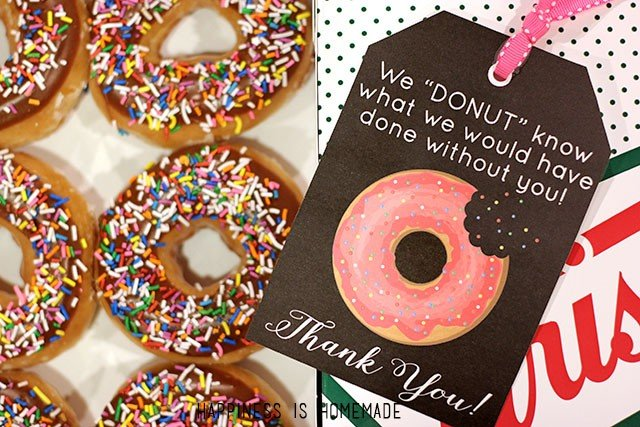 Sprinkles are Just Glitter for Food -- a cute free printable for your kitchen or nursery!