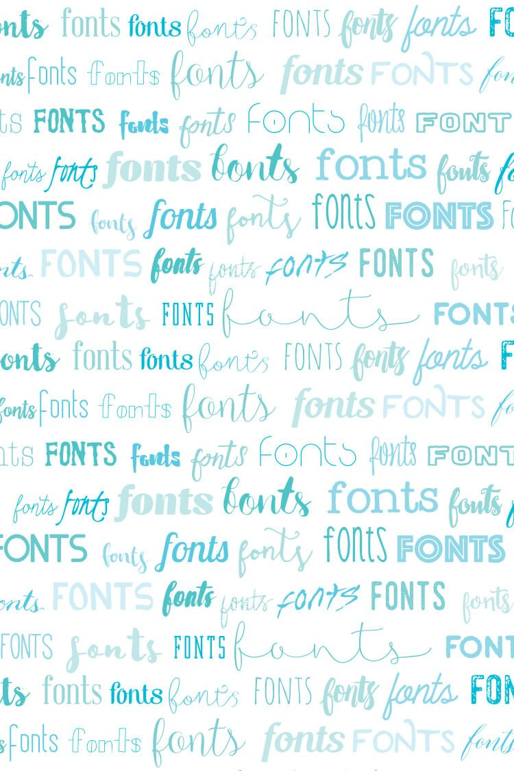 How to delete fonts