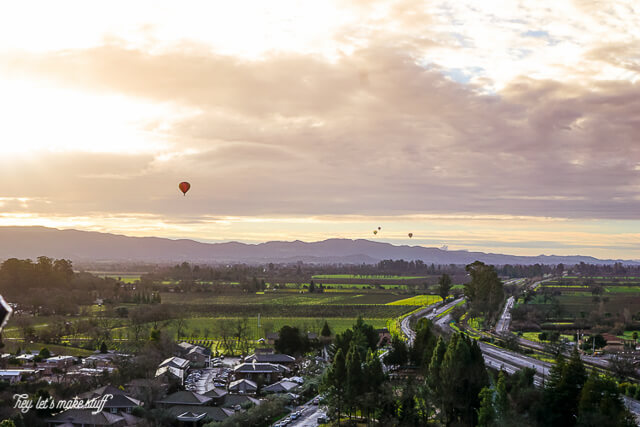 Scared of heights? So am I! Here's my experience in a hot air balloon in Napa Valley. Come see if you can conquer your fear like I did!