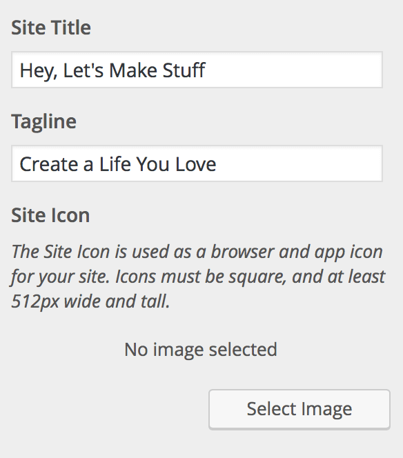 You know that little image that appears in the tab of your browser that's unique to a website? That's a favicon! Here's how to make and install one on any WordPress blog.
