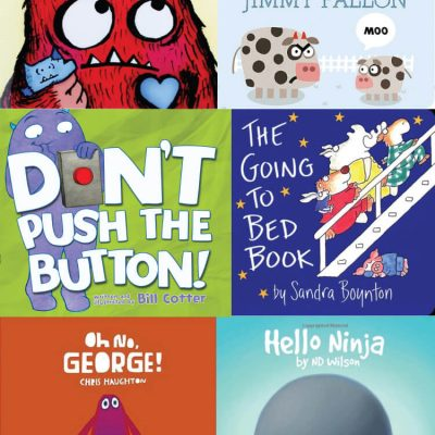 Baby Books You Won't Mind Reading Over (and Over) Again