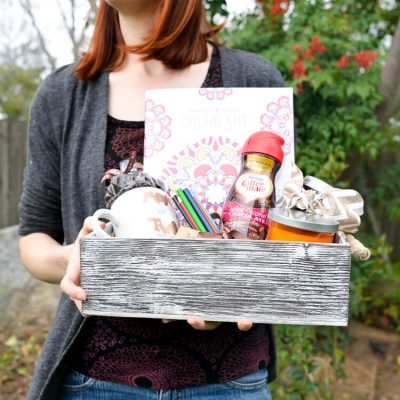 How to Make a New Mom Gift Basket
