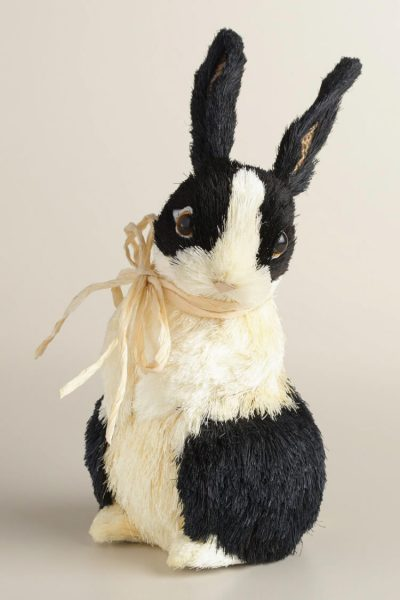 Love bunnies? Make the world's cutest Easter basket with items from @worldmarket! #worldmarkettribe