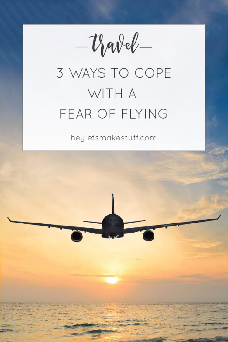 I've been afraid to fly forever—but it hasn't stopped me from seeing the world. Here are three ways I cope with my anxiety. Maybe they can help you, too! Flying | Fear | Travel