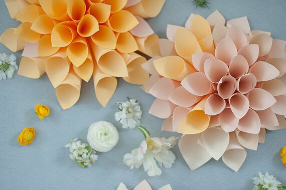 The best paper flower tutorials hey lets make stuff 20 amazing paper flower tutorials mightylinksfo