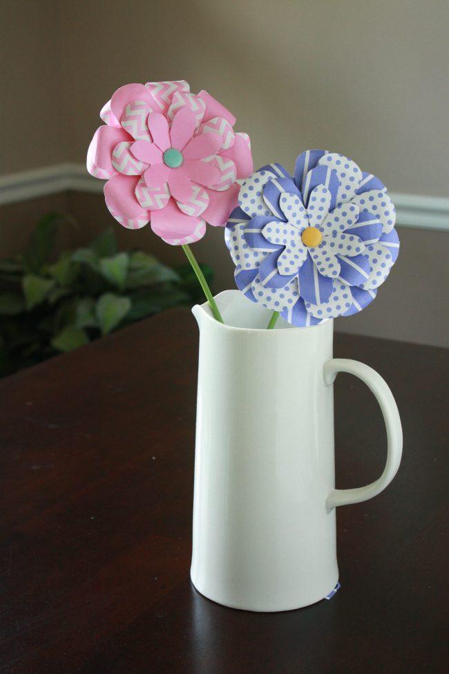 The Best Paper Flower Tutorials