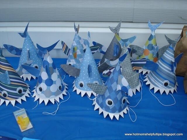 Shark Week Crafts Love Sharks Can T Get Enough Of Check Out These
