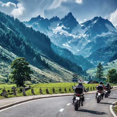 Must-Have Gear for Women on a Mountain Motorcycle Trip