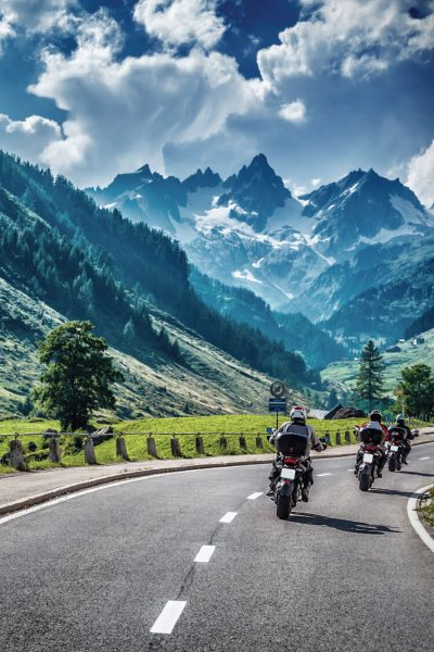 Heading to the mountains on a motorcycle? Here's my list of must-have motorcycle gear, specifically for women who want to stay warm.