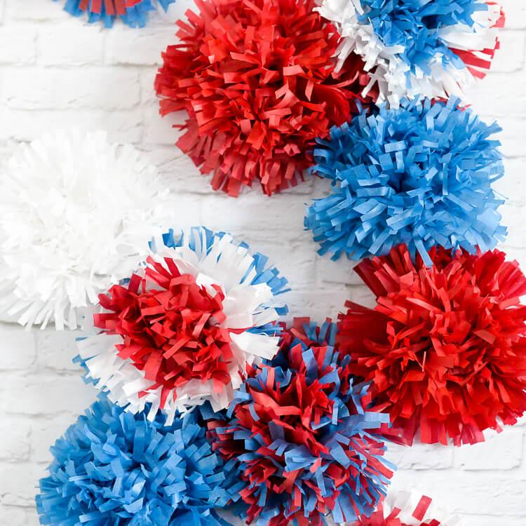 Tissue Paper Fireworks Hey Let S Make Stuff