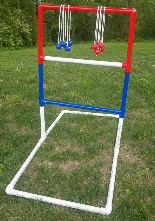 outdoor wedding games - ladder golf