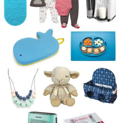 Things You'll Wish You'd Put on Your Baby Registry