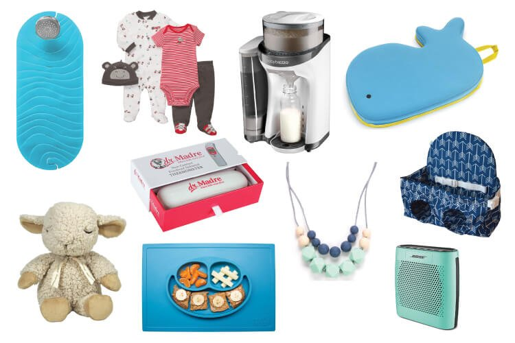 I had a pretty comprehensive registry list. But if I had to do it all over again, here are the things I would add! Lots of goodies for when baby gets a little older.
