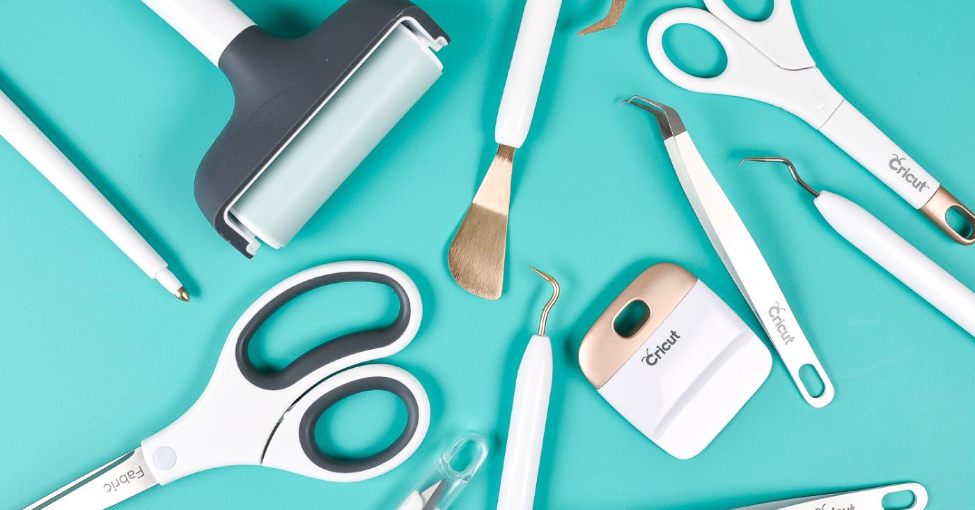 Blue Tip Cricut Tools Basic Set