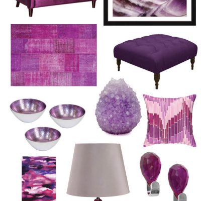 Amethyst Color Inspiration