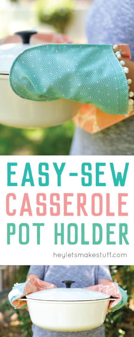 easy-sew casserole pot holders pin image