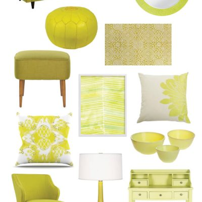 Citron Decor Inspiration