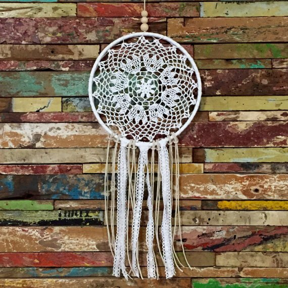 Make Your Own Dreamcatcher Kit -- If you love the delicate, boho style of a dreamcatcher, here are 10+ dreamcatcher tutorials for you to try to make your own!
