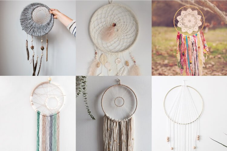 What Do You Need To Make Dream Catchers DIY Dreamcatcher Tutorials Hey Let's Make Stuff 22