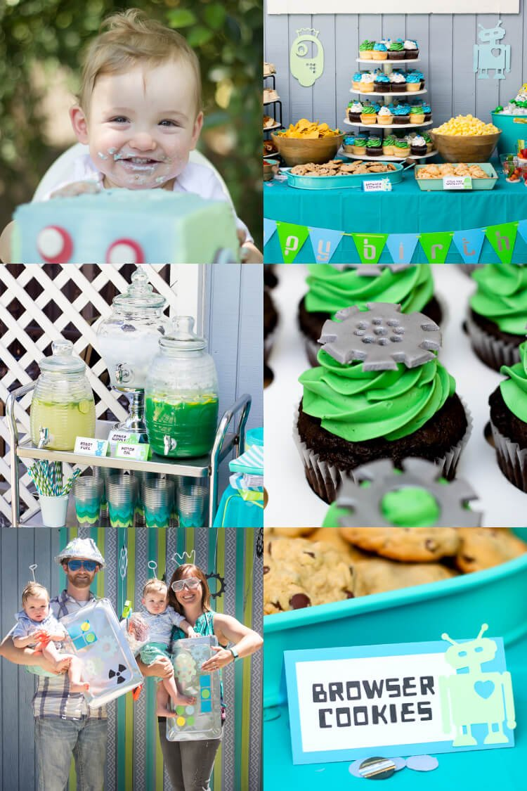 Twin Birthday Party Themes Hey Lets Make Stuff