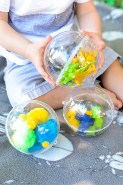 DIY Toddler Sound Shaker Toys + a Giveaway!