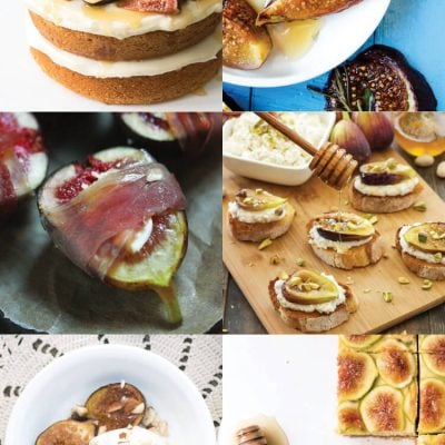 Fig Recipes That Will Make Your Mouth Water