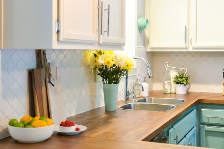 Our Experience Installing Butcher Block Countertops