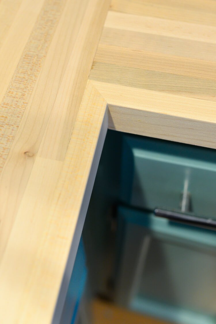 how to install butcher block countertops hey let 39 s make