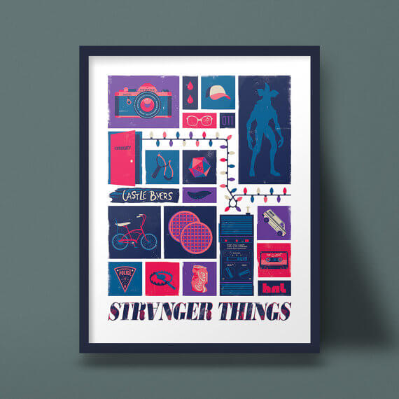 Stranger Things Gift Guide Hey Let S Make Stuff