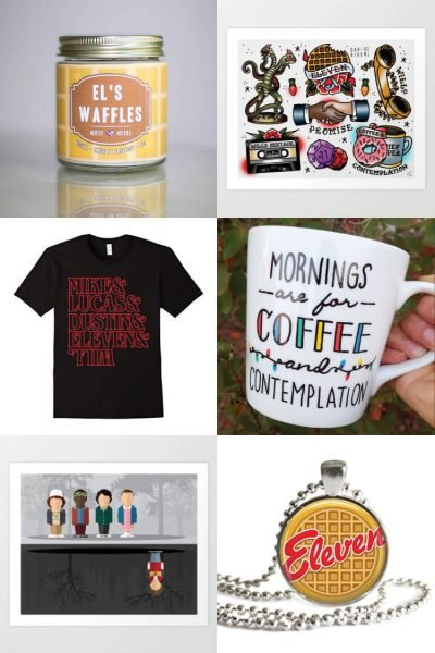 Stranger Things Gift Guide