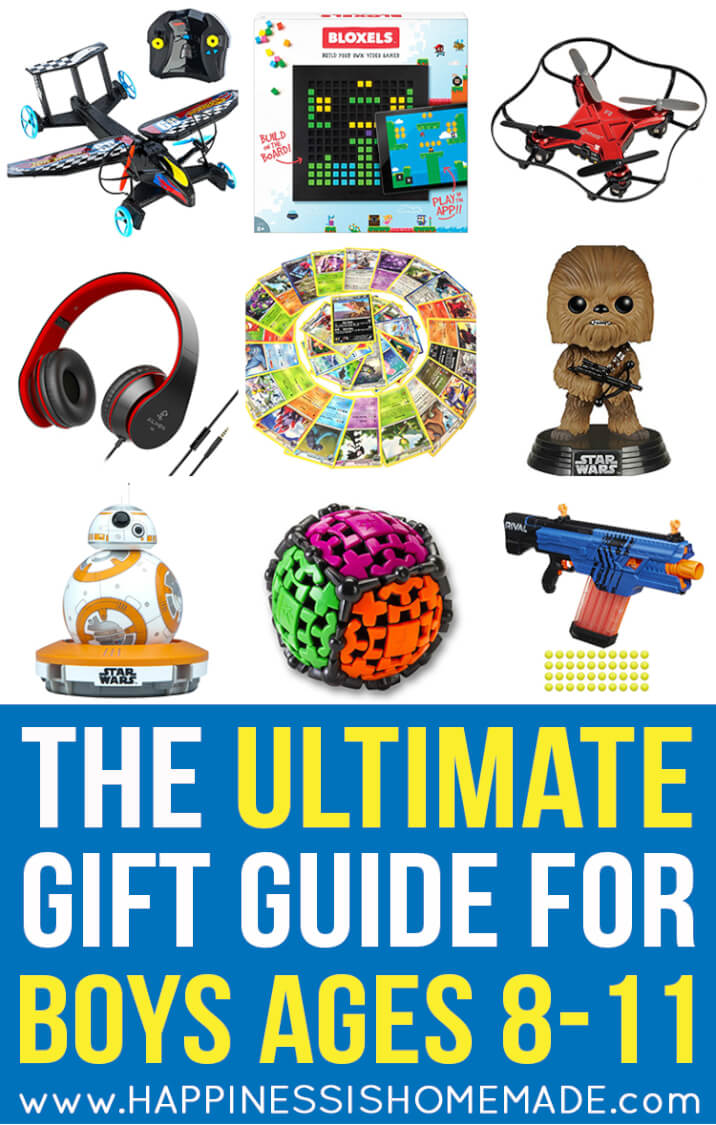 The Ultimate Gift Guide for Tween Boys