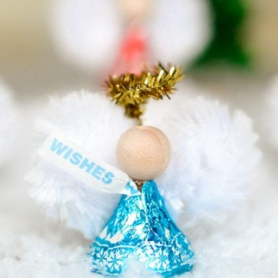 Hershey's Kisses Kissmas Sweater Angels