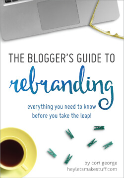 Blogger's Guide to Rebranding