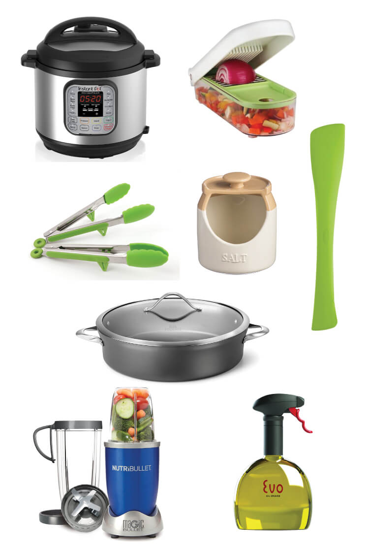Kitchen Tools List kitchen tools for people who hate to cook - make life easier!
