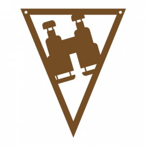 Camping-Pennants---Binoculars