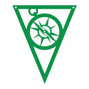 Camping-Pennants---Compass