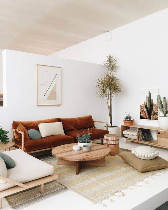 Terracotta is making a comeback! After years of cooler whites and grays, the earthy warmth of terracotta decor is popping up all over the design world.