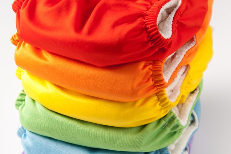 How to Get the Stink Out of Cloth Diapers