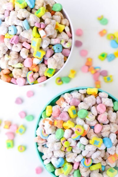 Lucky Charms Muddy Buddies