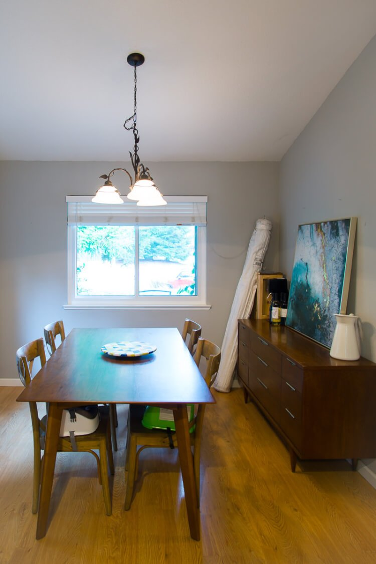 Midcentury Modern Dining Room ORC 2-1